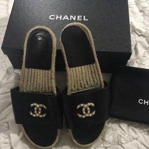 Chanel core cruise mule